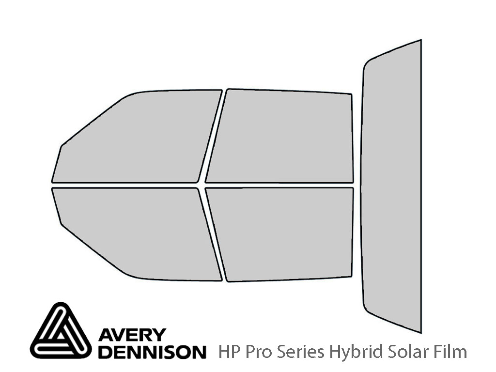 Avery Dennison Dodge Dynasty 1990-1993 HP Pro Window Tint Kit