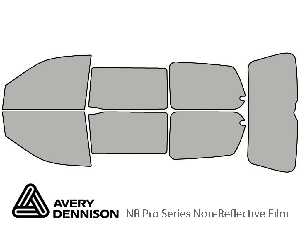 Avery Dennison Honda Odyssey 1999-2004 NR Pro Window Tint Kit