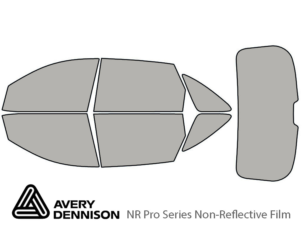 Avery Dennison Hyundai Veracruz 2007-2012 NR Pro Window Tint Kit