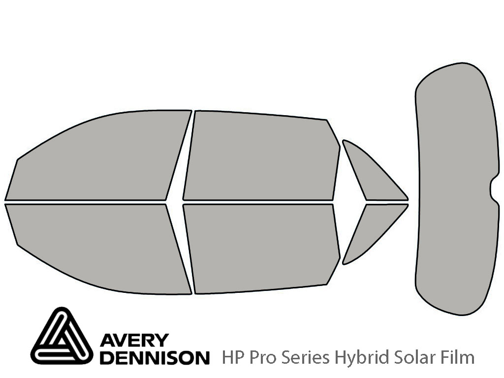 Avery Dennison Kia Sorento 2011-2015 HP Pro Window Tint Kit