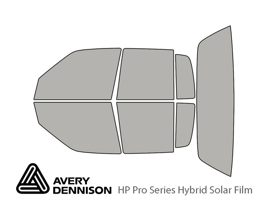 Avery Dennison Plymouth Acclaim 1990-1995 HP Pro Window Tint Kit