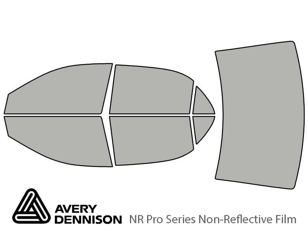 Avery Dennison Toyota Corolla 2003-2008 NR Pro Window Tint Kit