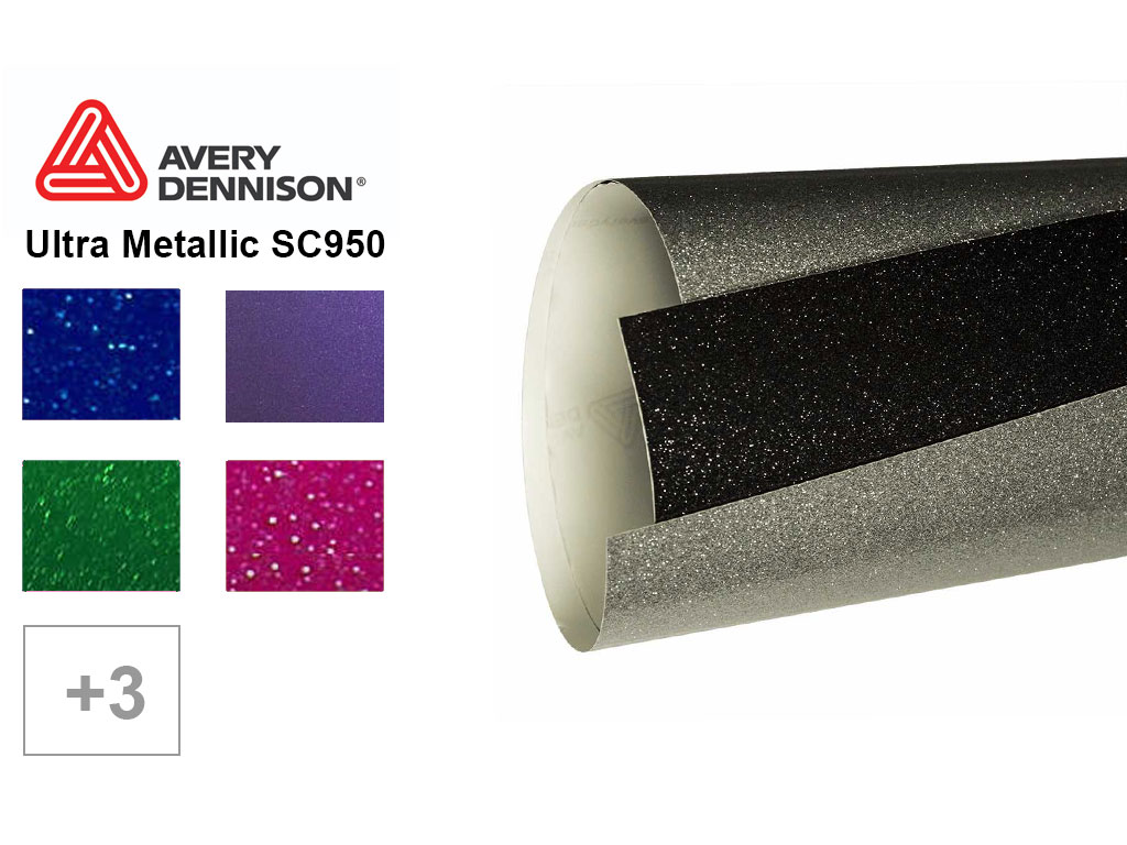 Avery™ SC950 Ultra Metallic Cast Vinyl