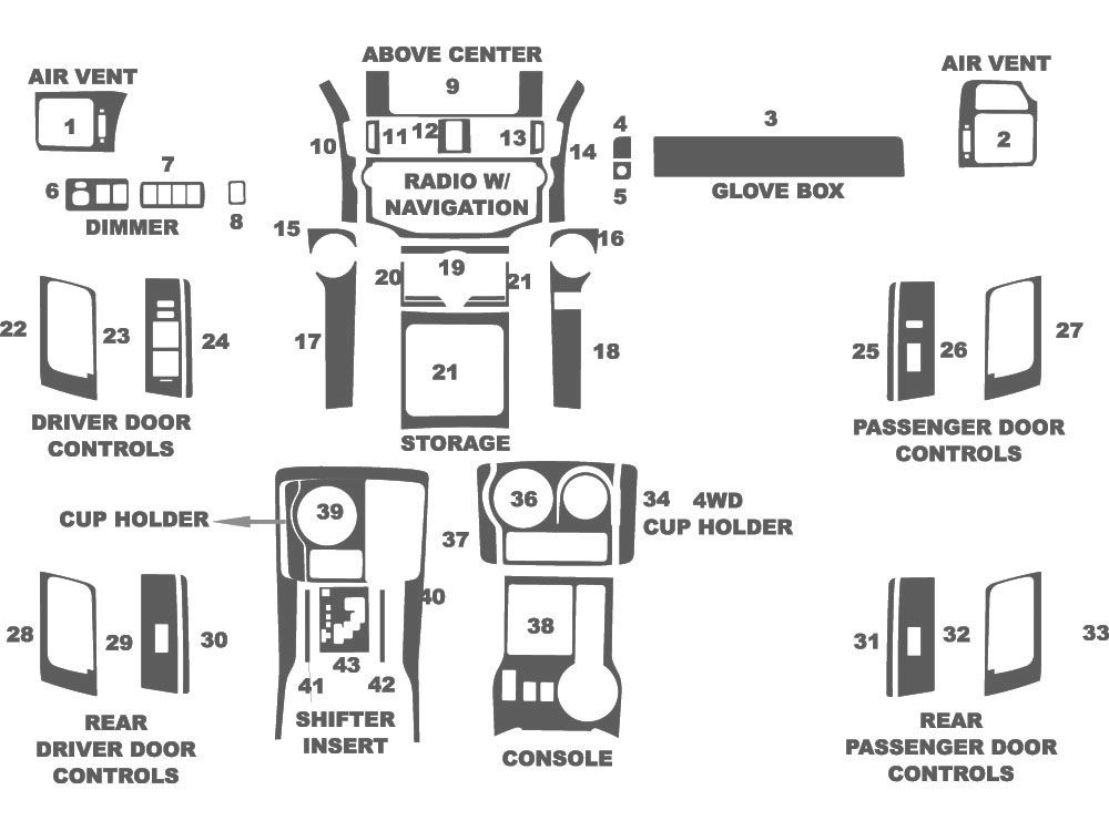 2004 toyota tacoma technical diagram