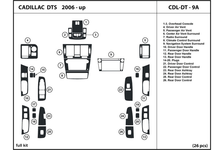 2006 Ion Part Diagrams Auto Parts Diagrams