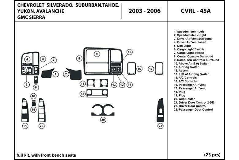 Dl Auto U2122 Chevrolet Silverado 2003