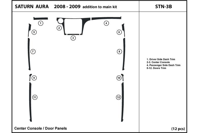 Wiring Diagram: 31 2008 Saturn Aura Fuse Box Diagram