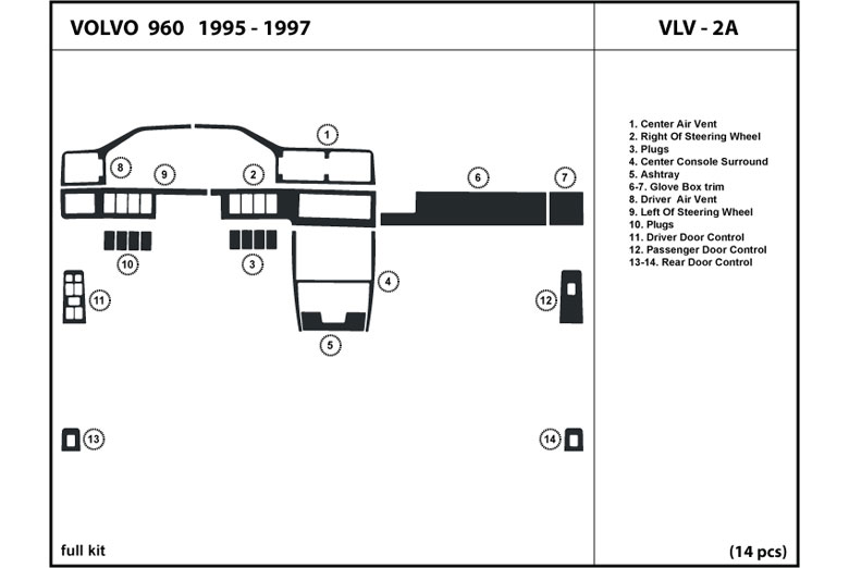Volvo 850 Instrument Panel Wiring Diagram : Service manual how to remove volvo ecm