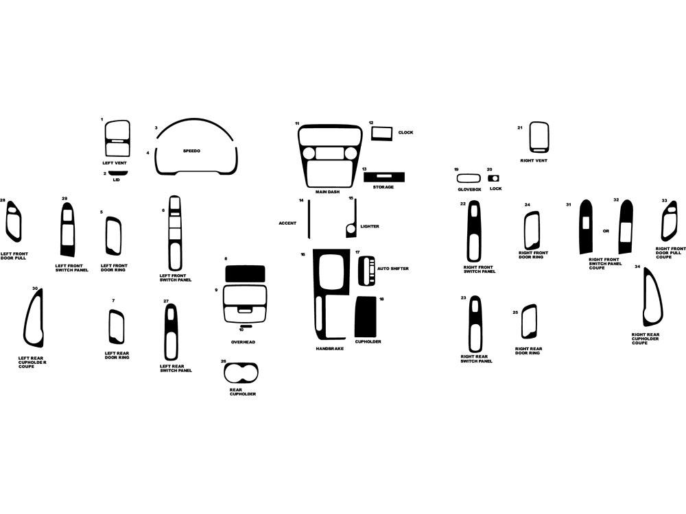 28 1998 Honda Accord Exhaust System Diagram