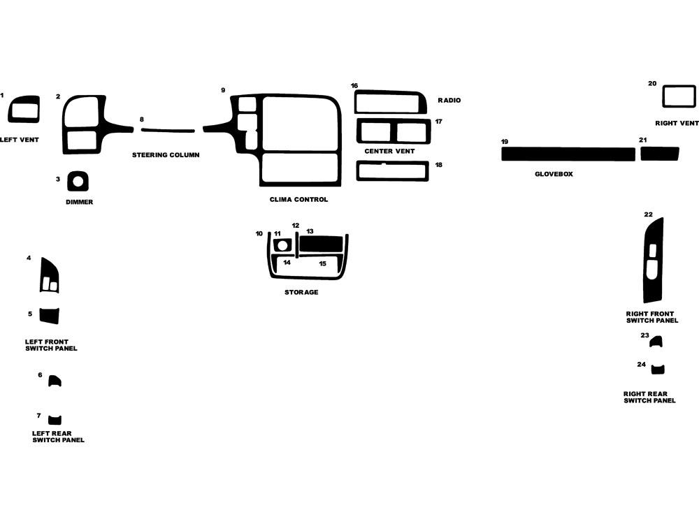 Rdash™ Isuzu Rodeo 1996-1997 Dash Kits on chrysler pacifica wiring-diagram, honda cr-v wiring-diagram, land rover discovery wiring-diagram, bmw z4 wiring-diagram, ford f750 wiring-diagram, alfa romeo spider wiring-diagram, bmw x3 wiring-diagram, pontiac bonneville wiring-diagram, acura tl wiring-diagram, 2004 isuzu rodeo wiring-diagram, isuzu axiom wiring-diagram, chevrolet colorado wiring-diagram, subaru legacy wiring-diagram, 2001 isuzu npr wiring-diagram, range rover wiring-diagram, buick regal wiring-diagram, honda prelude wiring-diagram, subaru outback wiring-diagram, chevrolet trailblazer wiring-diagram,