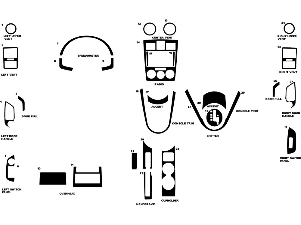 2003 Hyundai Tiburon Engine Diagram