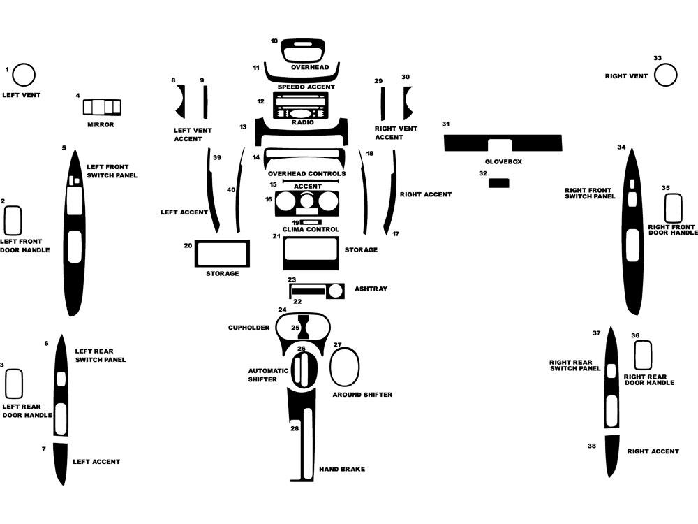 service manual  diagram for a 2006 scion xa swingarm