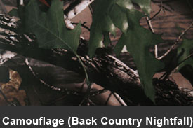 Back Country Nightfall Camouflage Pillar Post Trim Kits