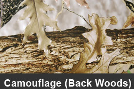 Back Country Woods Camouflage Pillar Post Trim Kits