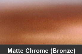 Bronze Matte Chrome Pillar Post Trim Kits