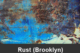 Brooklyn Rust Pillar Post Trim Kits