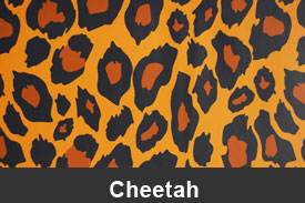 Cheetah Pillar Post Trim Kits