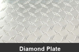 Diamond Plate Pillar Post Trim Kits
