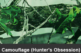 Hunter's Pbsession Camouflage Pillar Post Trim Kits