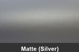 Silver Matte Pillar Post Trim Kits