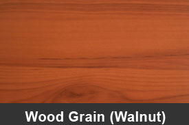 Walnut Wood Pillar Post Trim Kits