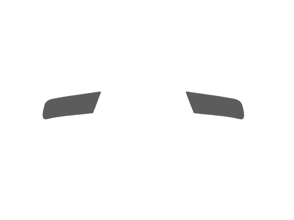 Acura MDX 2007-2013 Fog Light Protection Covers Diagram