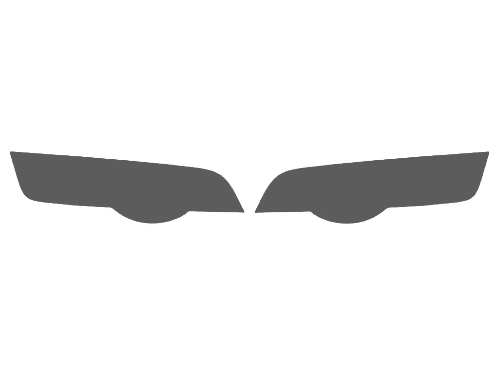 Chevrolet Traverse 2009-2012 Fog Light Protection Covers Diagram