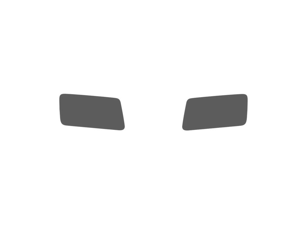 Mercury Mountaineer 2006-2010 Fog Light Protection Covers Diagram