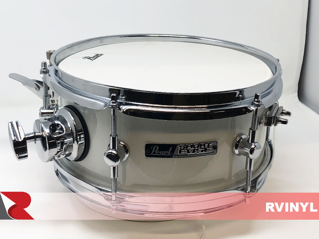 Avery™ SF 100 Glow-in-the-Dark Drum Wraps during Daytime