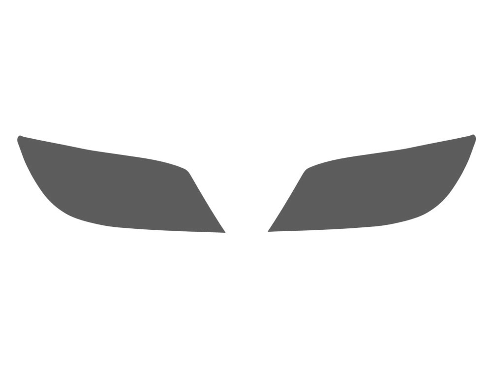 Dodge Sprinter 2003-2006 Headlight Tint