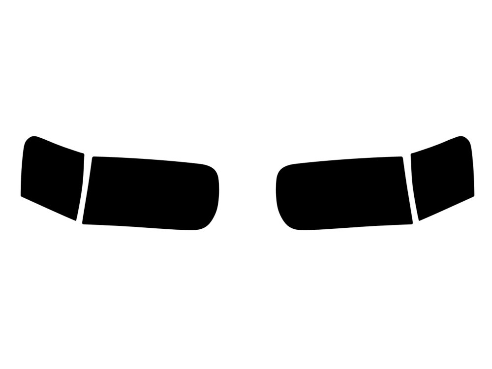 Ford Escape 2001-2004 Headlight Tint