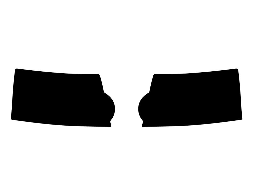 2015 Land Rover LR4 Headlight Tint | 2015 Land Rover LR4