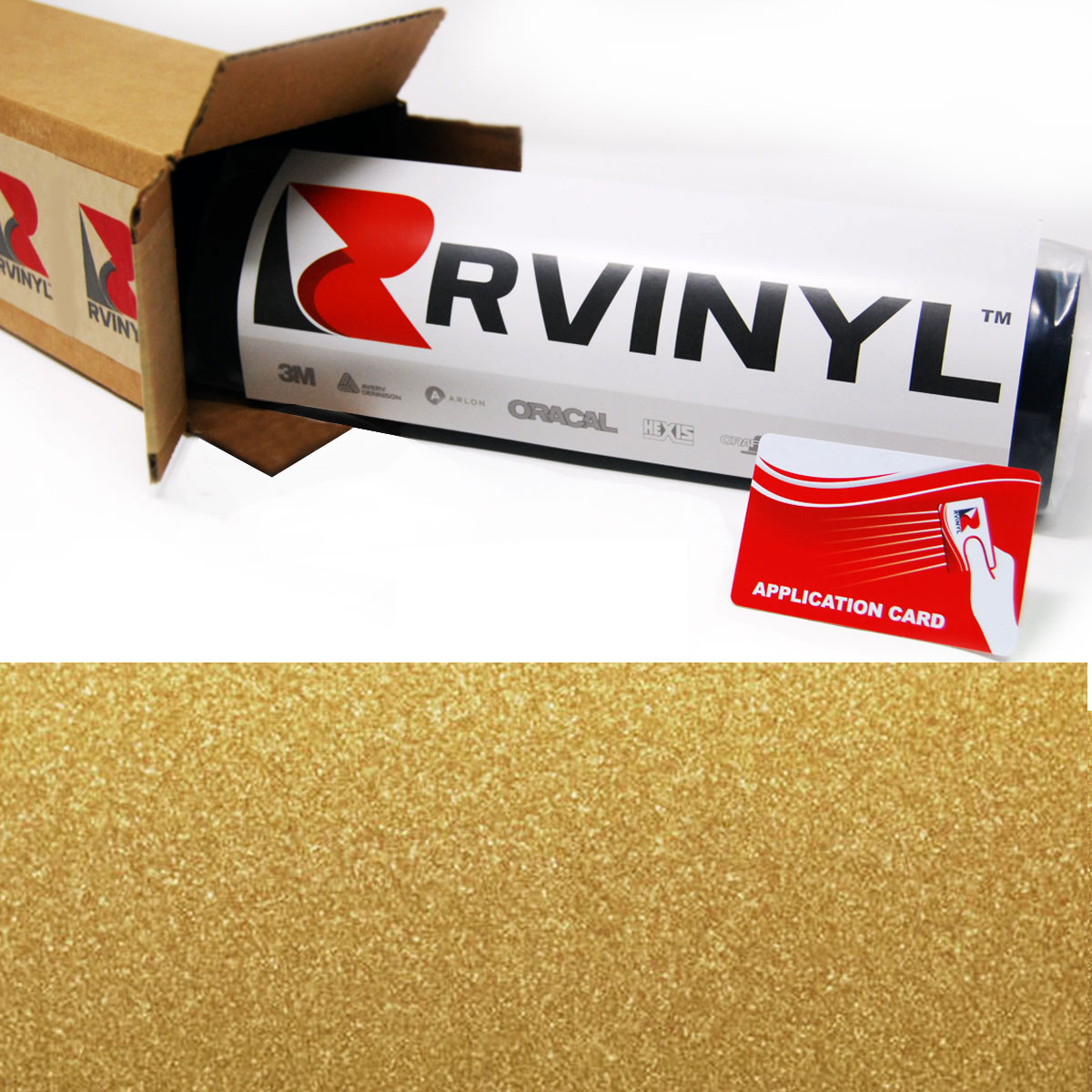 ORACAL 341 Gold Metallic 091 Graphics Film