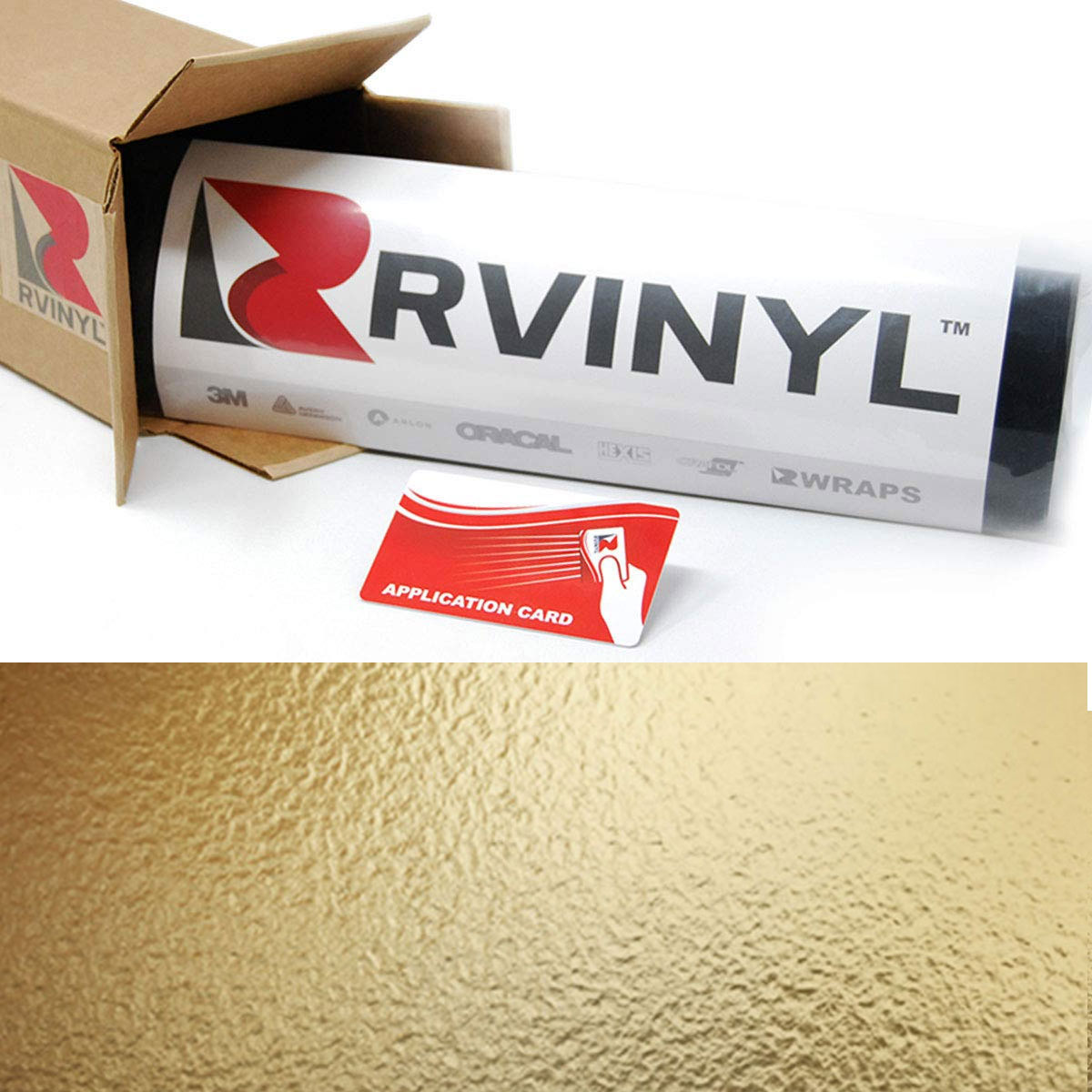 ORACAL 352 Gold Print Polyester Film