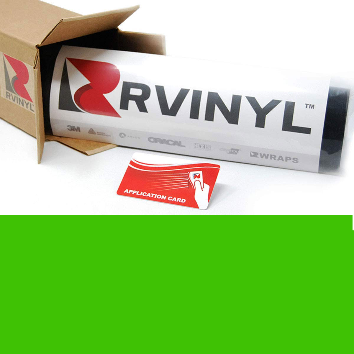 ORACAL 8300 Grass Green Transparent Calendered Film