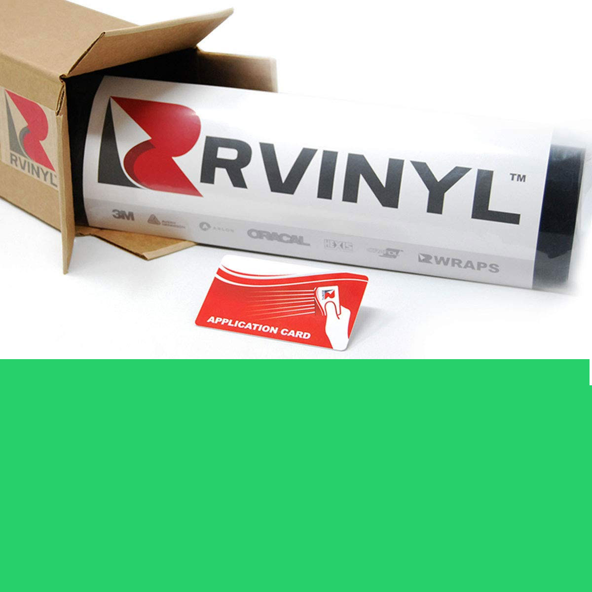 ORACAL 8300 Green Transparent Calendered Film