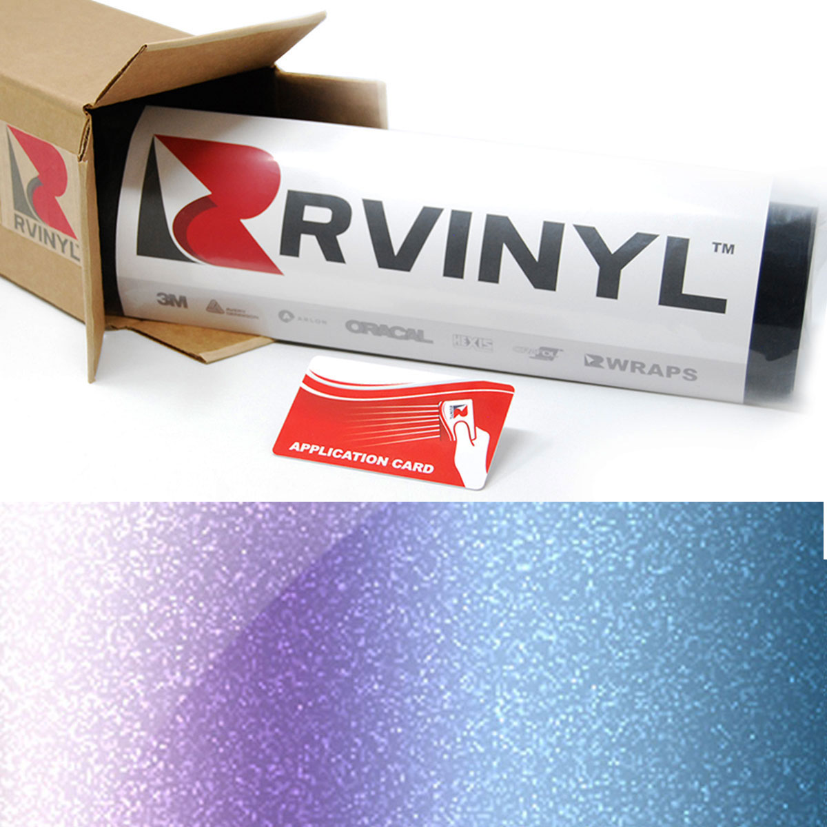 ORACAL 970RA Gloss Amethyst Premium Wrapping Cast Film