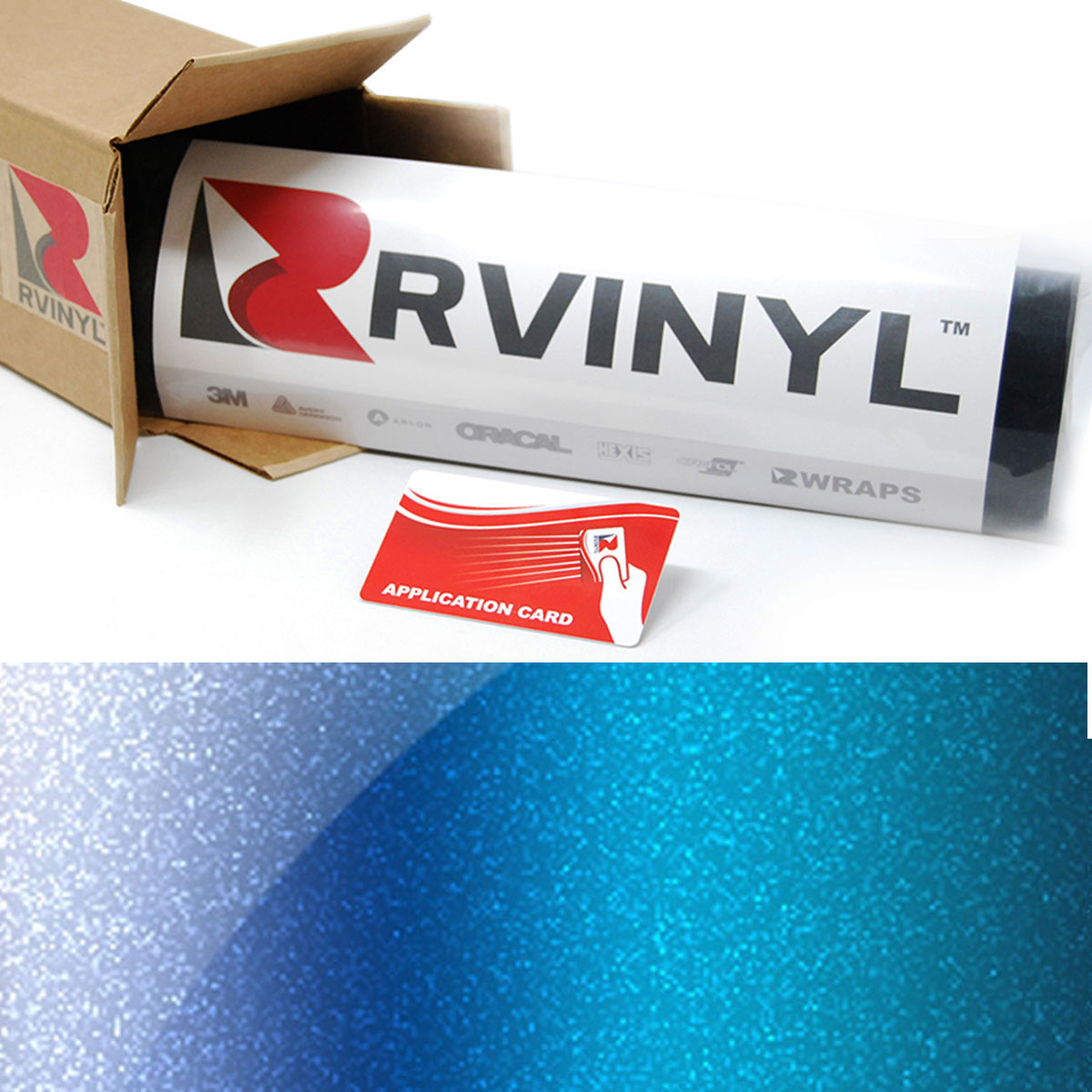 ORACAL 970RA Gloss Ultramarine Violet Premium Wrapping Cast Film