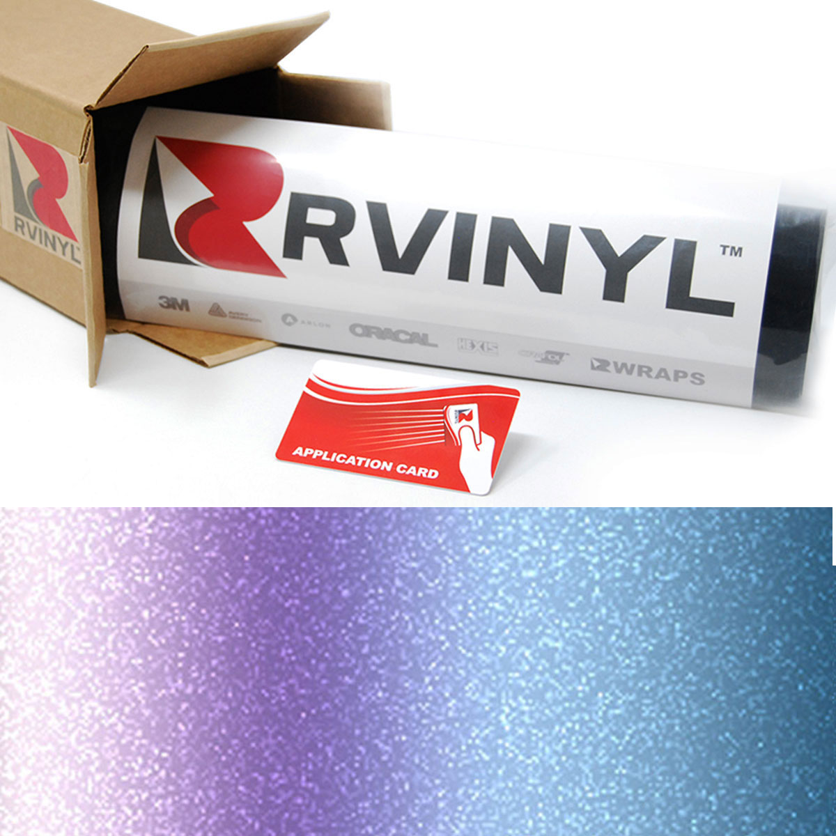 ORACAL 970RA Matte Amethyst Premium Wrapping Cast Film