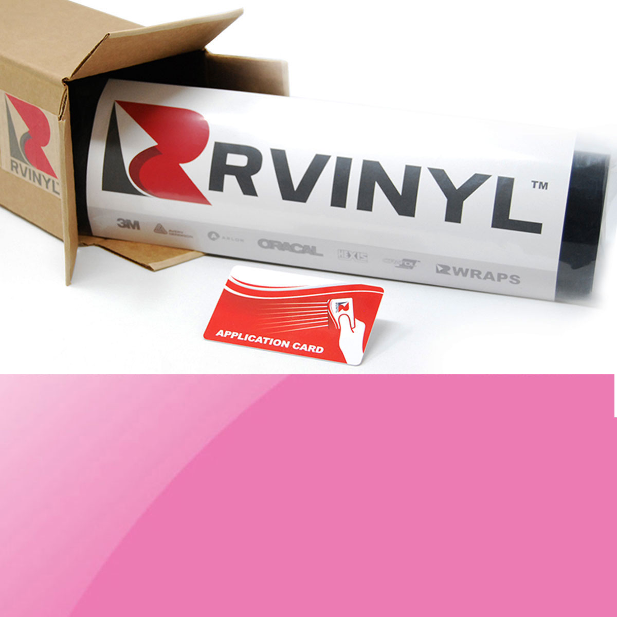 ORACAL 970RA Soft Pink Premium Wrapping Cast Film