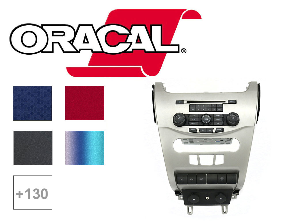 ORACAL 970RA Dash Kit Film