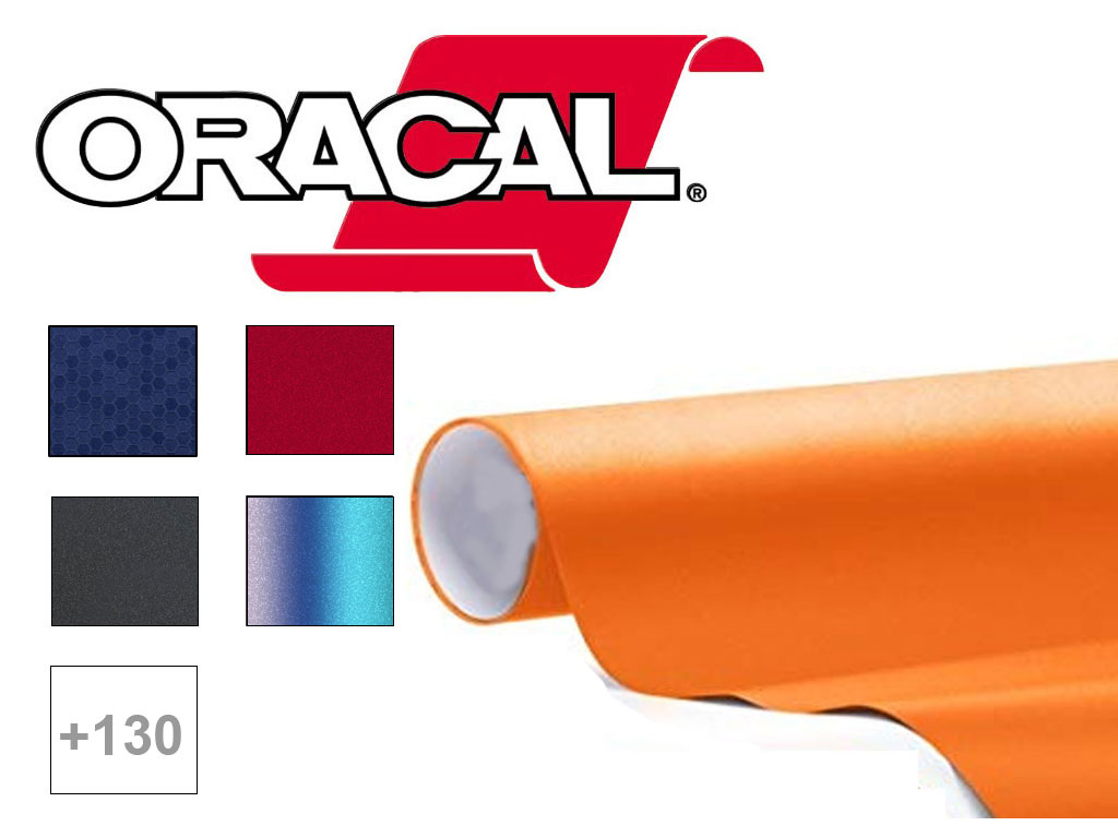 ORACAL Pontiac Vehicle Wrap Film