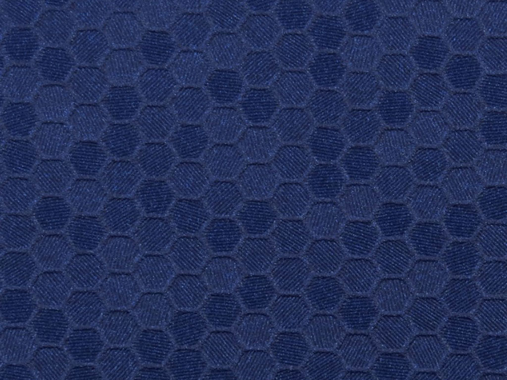 Honeycomb Deep Blue (ORACAL 975)