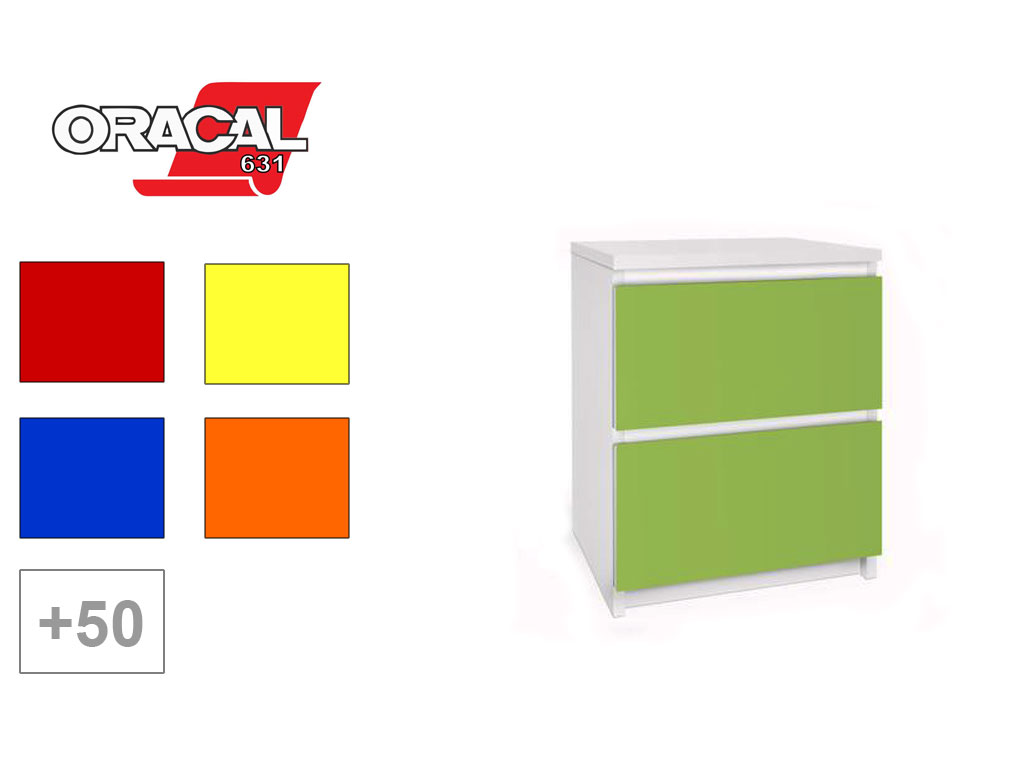 ORACAL® 631 Matte Removable Furniture Wraps