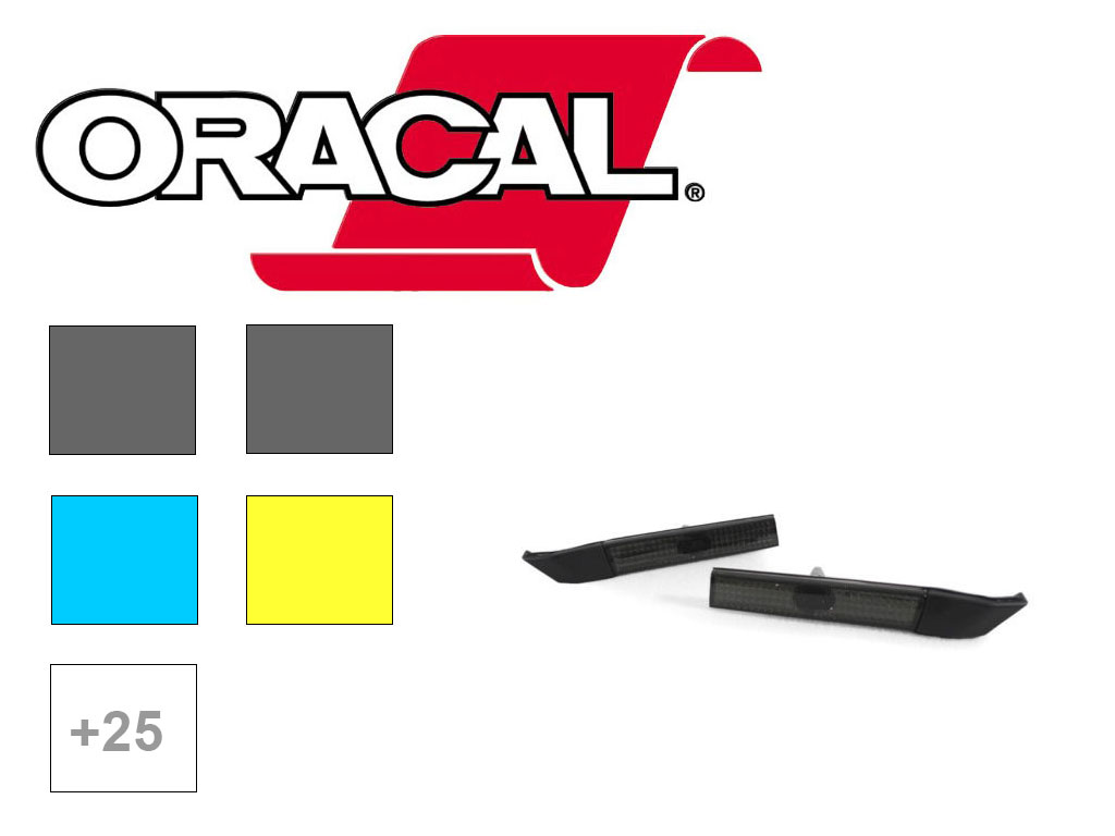 ORACAL 8300 Third Brake Light Tint Film