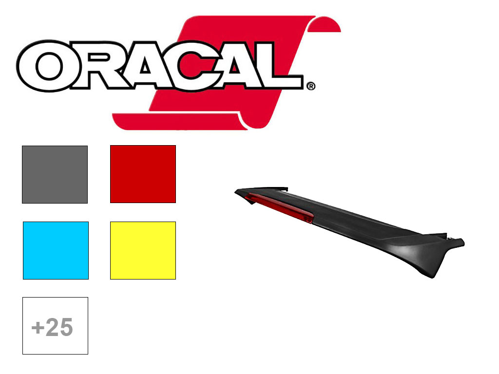 ORACAL 8300 Spoiler Third Brake Light Tint Film