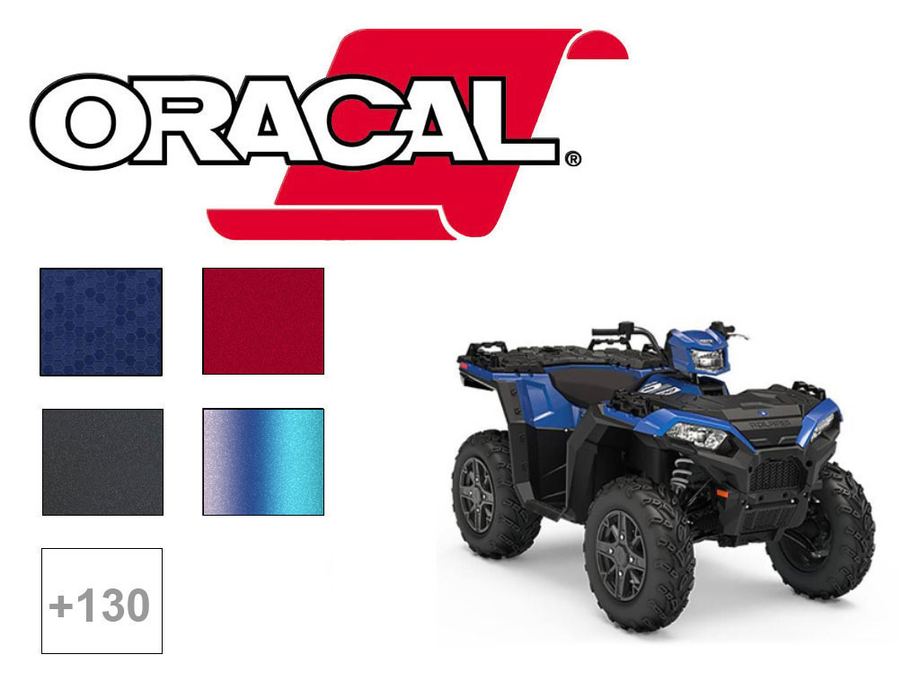 ORACAL ORAFOL 970RA & 975 ATV Wrap Film
