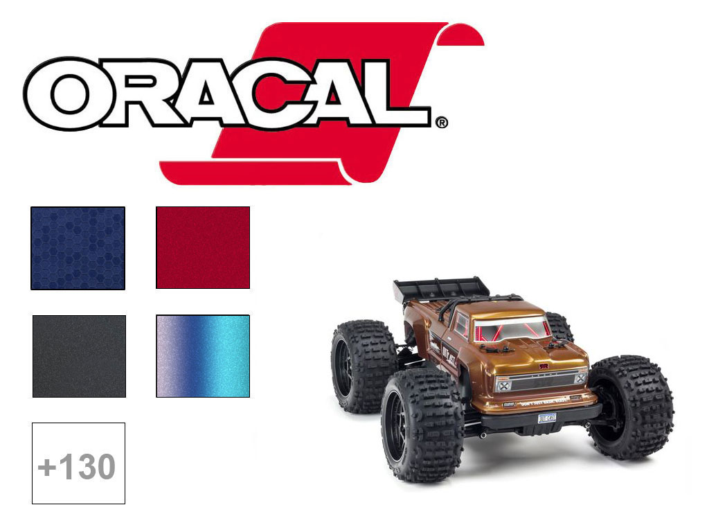 ORACAL® 970RA 975 RC Car Wrap