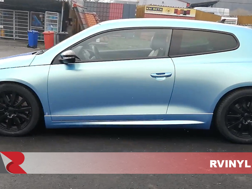 ORACAL® 970RA Premium Wrapping Cast Film - Shift Effect Gloss Green Blue