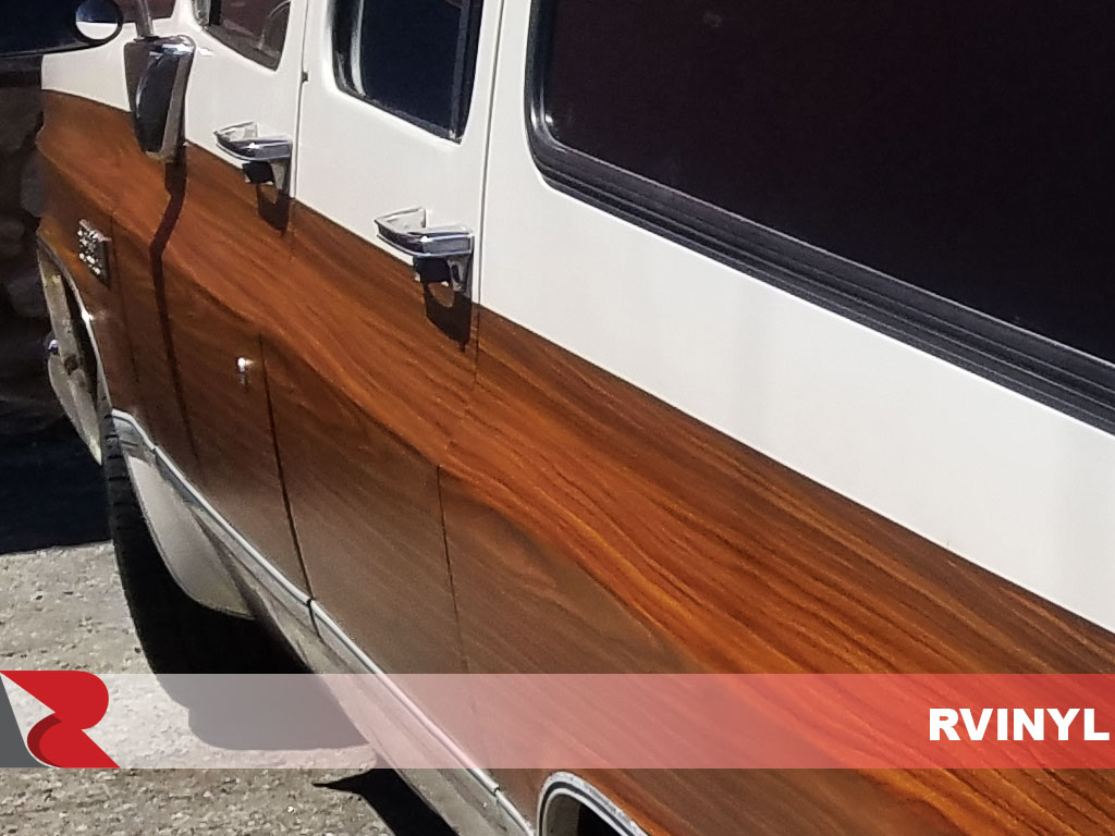 Rcraft? Royal Oak GMC Sierra Classic Panel Wraps - Close-Up